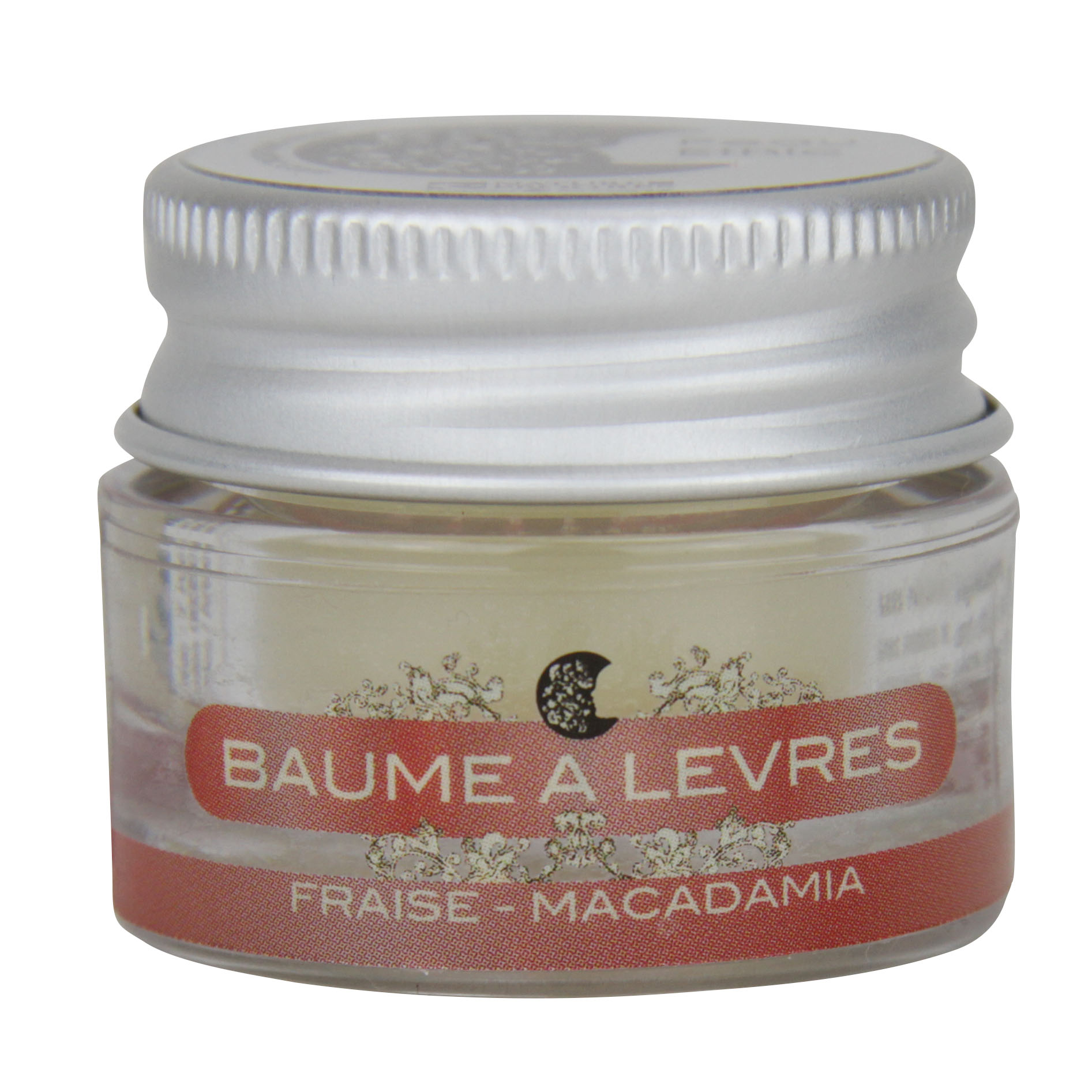 Baume Fraise-Macadamia